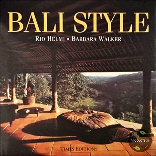 9789812040978: Bali Style