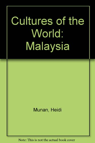 9789812041647: Cultures of the World: Malaysia (Cultures of the World)
