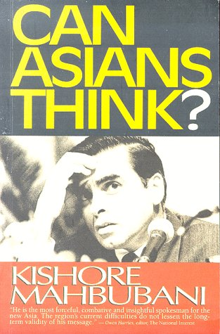 9789812049681: Can Asians think?
