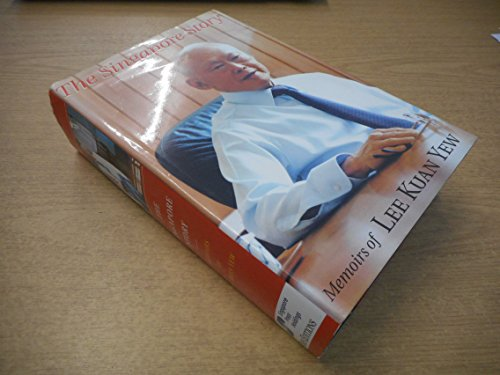 9789812049834: The Singapore Story: Memoirs of Lee Kuan Yew, Vol. 1