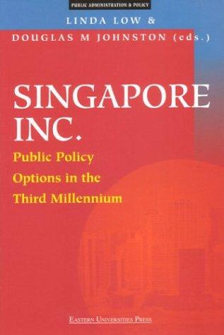 Singapore Inc: Editor-Linda Low