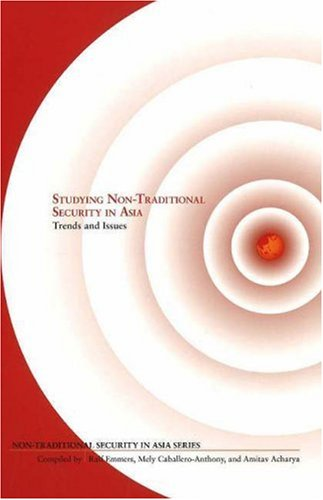 9789812104632: Studying Non-Traditional Security in Asia: Trends and Issues