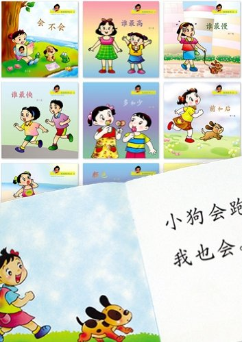 9789812226112: I Read & I Learn Chinese Series - Chinese Version (Ages 0 to 4) 10 Titles + CD