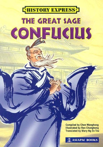 9789812294876: History Express: The Great Sage Confucius
