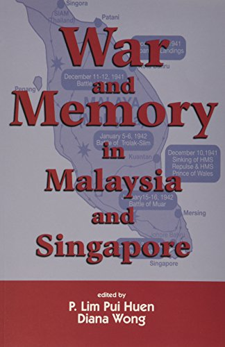 9789812300379: War and Memory in Malaysia and Singapore