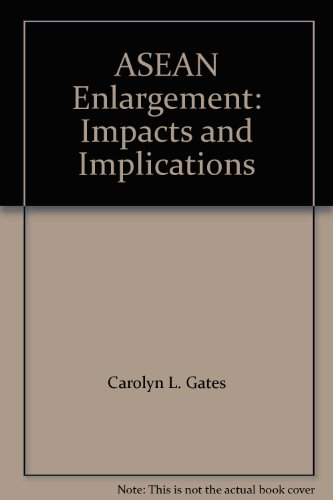 9789812300812: ASEAN Enlargement: Impacts and Implications