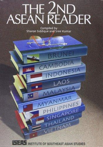 The 2nd ASEAN Reader: Sharon Siddique Sree Kumar