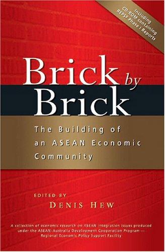 9789812307323: Brick by Brick