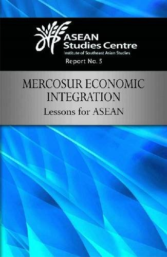 Mercosur Economic Integration: Lessons for ASEAN (Paperback)