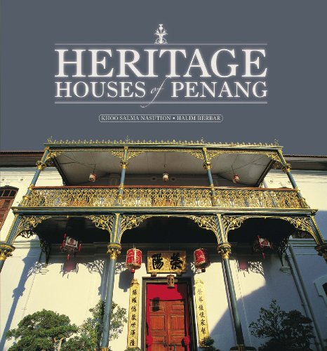 9789812328069: Heritage Houses of Penang