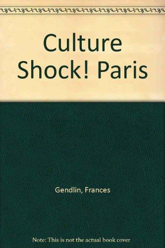 9789812328366: Culture Shock! Paris