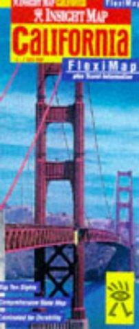 9789812340009: California Insight Fleximap (Insight Flexi Maps)
