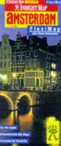 9789812340085: Amsterdam Insight Fleximap (Insight Flexi Map)