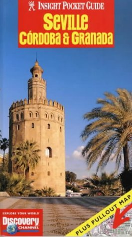 9789812347008: Seville, Cordoba and Granada Insight Pocket Guide