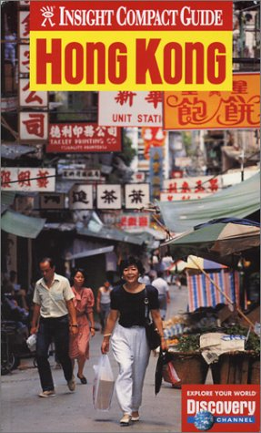 Hong Kong (Insight Smart Guide Hong Kong)