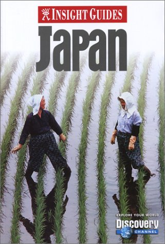 9789812348289: Japan (Insight Guides)