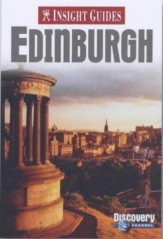 9789812348937: Edinburgh Insight Guide (Insight Guides)