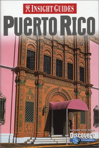 9789812349491: Insight Guides Puerto Rico (Insight Guide Puerto Rico)