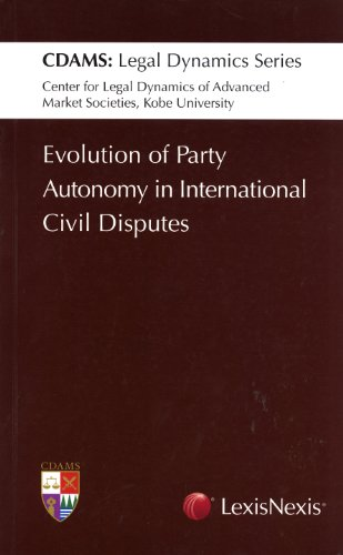 Evolution of Party Autonomy in International Civil Disputes: Yeo Tiong Min, Tan Yock Lin, ...