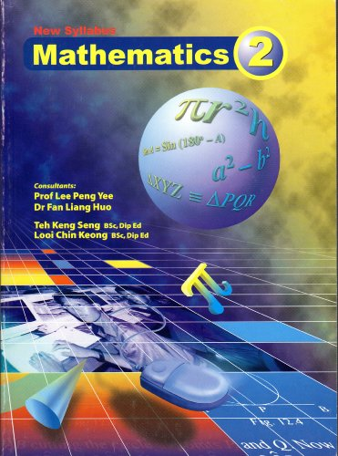 New Syllabus Mathematics 2: Prof Lee Peng