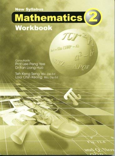 New Syllabus Mathematics 2 Workbook: Yee, Lee Peng;