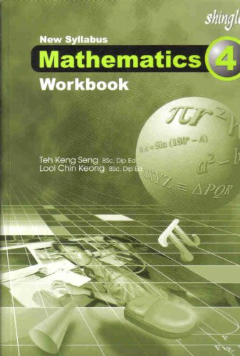 New Syllabus Mathematics Workbook 4: n/a