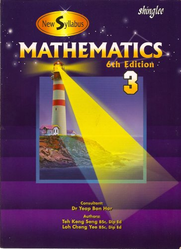 9789812373120: New Syllabus Mathematics 3