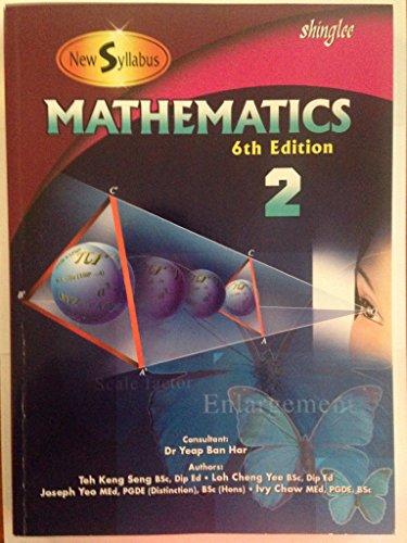 9789812373540: New Syllabus Mathematics 2