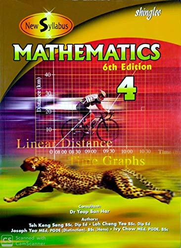 9789812373557: New Syllabus Mathematics, Level 4 Student Textbook (6th Edition)