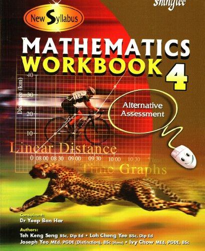 9789812373571: New SYLLABUS Math Workbook 4 (New Edition)