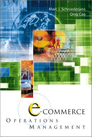 9789812380166: E-Commerce in Operations Management