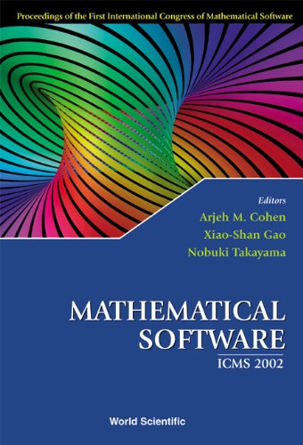 Mathematical Software: Proceedings Of The First International Congress Of Mathematical Software ...