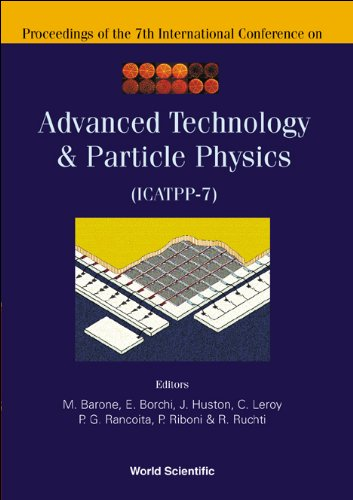 Advanced Technology and Particle Physics (Astroparticle, Particle,