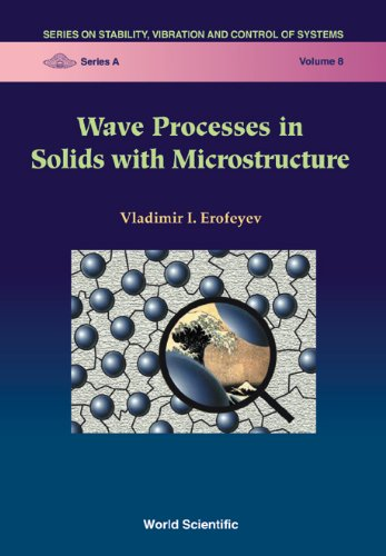 Stock image for Wave Processes in Solids with Microstructure (Stability, Vibration and Control of Systems, Series A) for sale by suffolkbooks