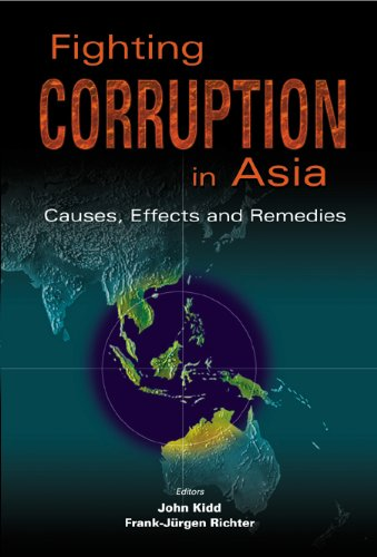 9789812382429: Fighting Corruption in Asia: Causes, Effects and Remedies