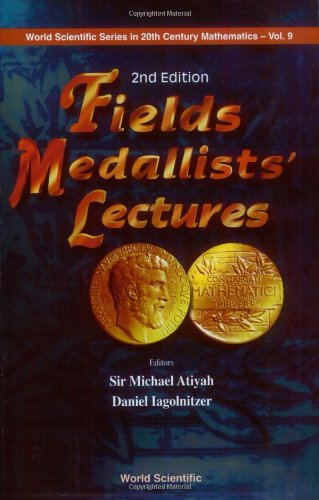 9789812382597: Fields Medallists' Lectures, 2nd Edition (World Scientific 20th Century Mathematics)