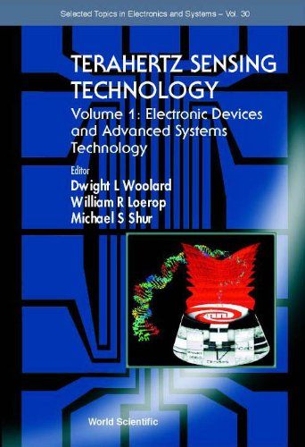 Terahertz Sensing Technology: Electronic Devices and Advanced Systems Technology: Vol 1: Woolard, ...