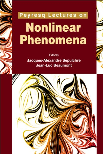 Peyresq Lectures on Nonlinear Phenomena: Vol 2: Sepulchre, Jacques-Alexandre (Editor)/ Beaumont, ...