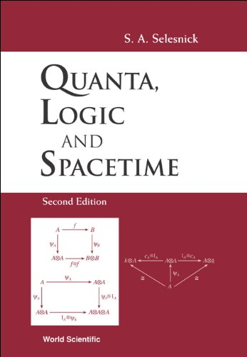 9789812386915: Quanta, Logic and Spacetime