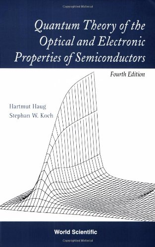 9789812387561: Quantum Theory of the Optical and Electronic Properties of Semiconductors, Fourth Edition