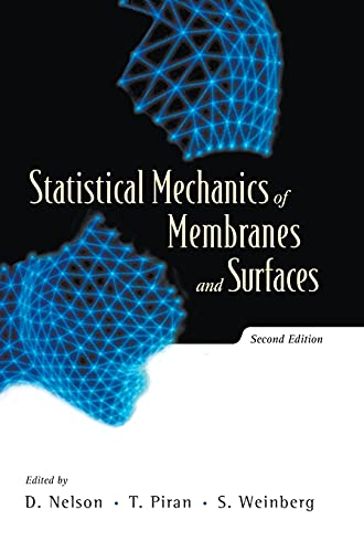 9789812387608: Statistical Mechanics of Membranes and Surfaces (Second Edition)