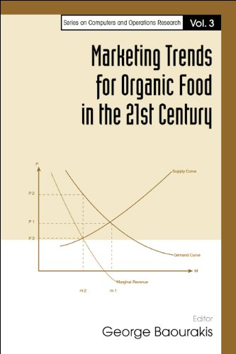 9789812387684: Marketing Trends for Organic Food in the 21st Century (Computers and Operations Research, Vol. 3)