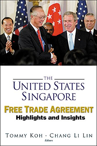 9789812388483: United States-Singapore Free Trade Agreement, The: Highlights and Insights