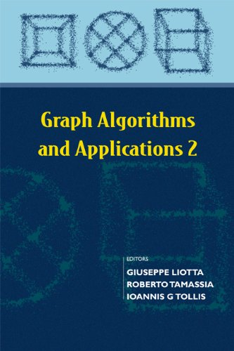 9789812388551: Graph Algorithms And Applications 2 (No. 2)