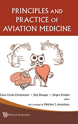 Principles and Practice of Aviation Medicine (Hardcover): Claus Curdt-christiansen