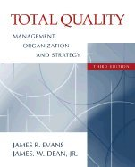 9789812400680: Total Quality: Management, Organization and Strategy