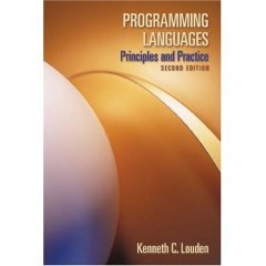 9789812431301: Programming Languages : Principles and Practice