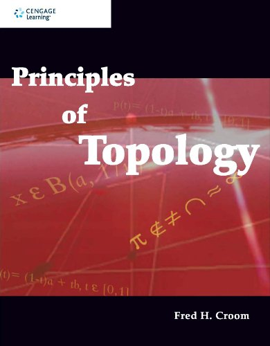 Principles of Topology: Fred H. Croom