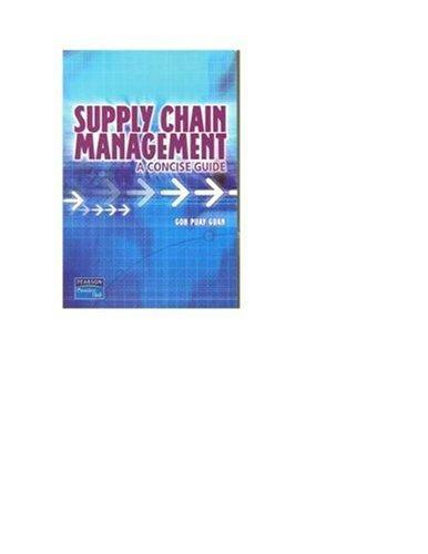 9789812446916: Supply Chain Management