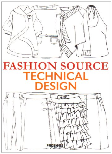 9789812454423: Fashion Source: Technical Design